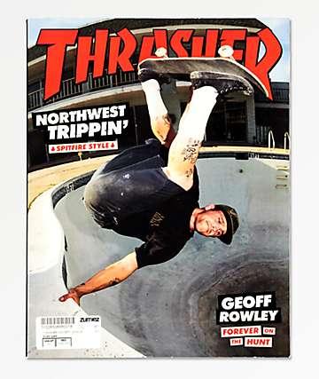 Thrasher Magazine September 2019