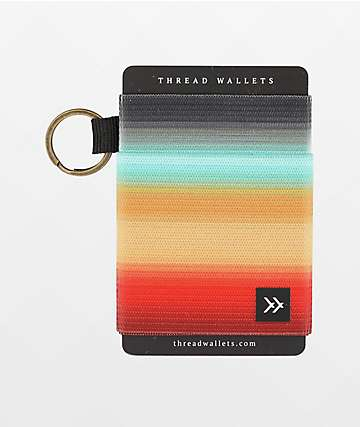 Thread Nomad Key Ring Wallet