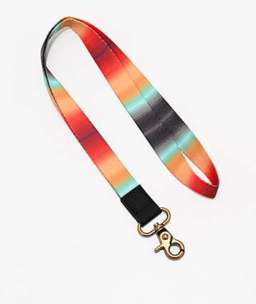 Thread Nomad Multicolor Lanyard
