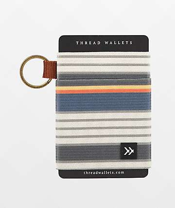 Thread Wander Key Ring Wallet