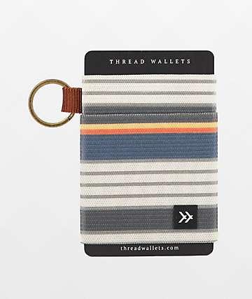 Thread Wander Key Ring Wallet
