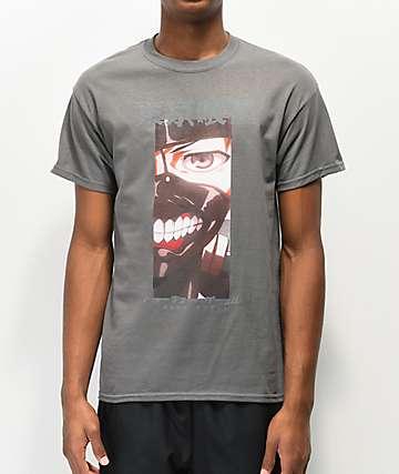 Tokyo Ghoul Ken Kaneki Grey T-Shirt