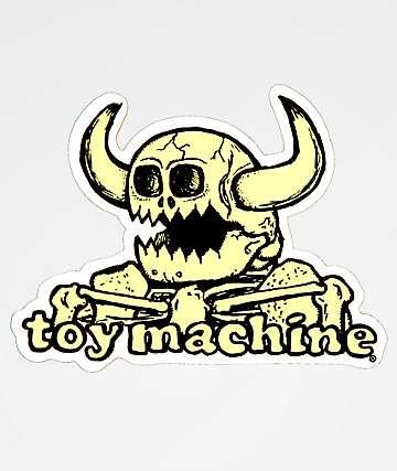 Toy Machine Dead Monster Sticker
