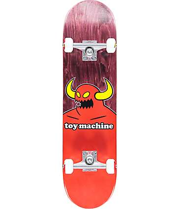 "Toy Machine Monster 8.0"" Skateboard Complete"