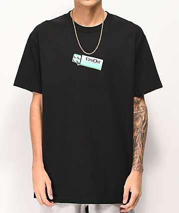Utmost Aspirin camiseta negra