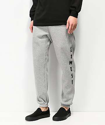 Utmost Fly pantalones deportivos grises