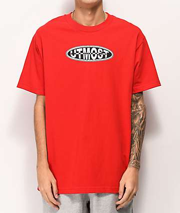 Utmost Foundation Red T-Shirt