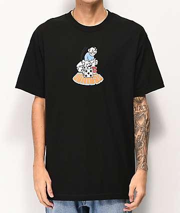 Utmost Menace Black T-Shirt