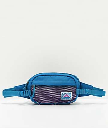 Vans Aliso Turkish Tile Blue & Purple Fanny Pack