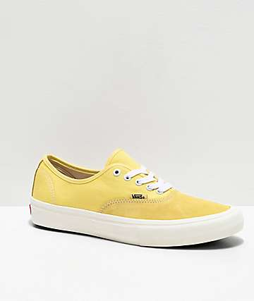 Vans Authentic Pro Pale Banana zapatos de skate