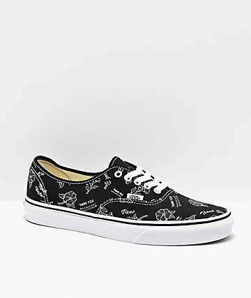 Vans Authentic Shoes   Zumiez