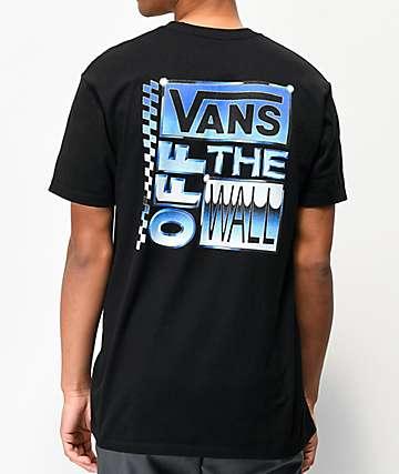 Vans Ave Chrome Black T-Shirt