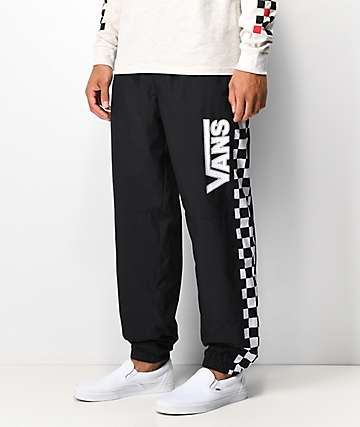 Vans BMX Off The Wall Black Track Pants