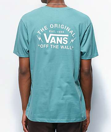 Vans Bolt Action Oil  camiseta azul