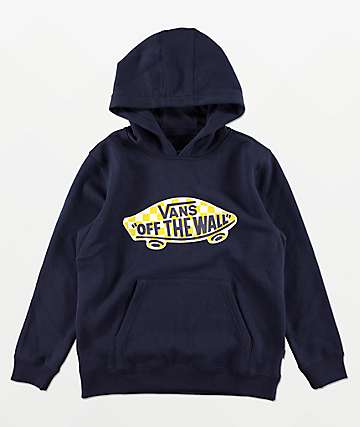 Vans Boys OTW Dress Blues Hoodie