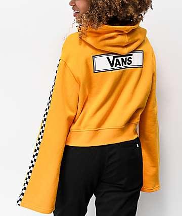 vans mujer amarillas