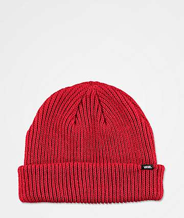 Vans Core Basic Chili Pepper Beanie