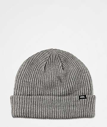 Vans Core Basic Heather Grey Beanie