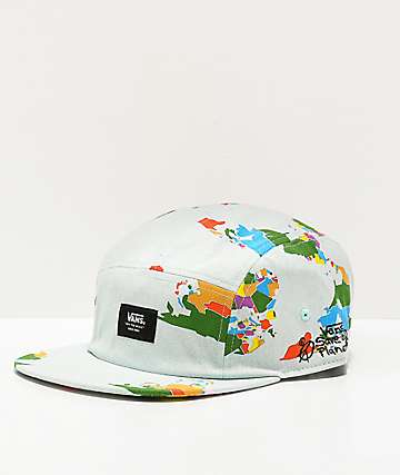 Vans Davis Save Our Planet Five Panel Hat