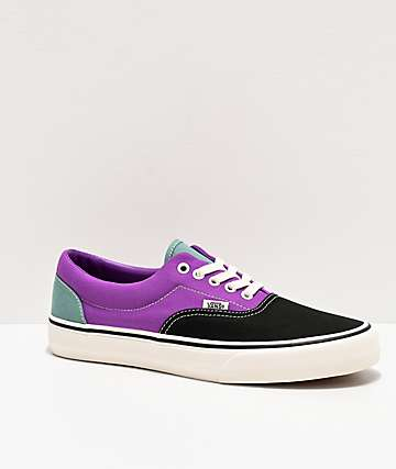 Vans Era SF Dewberry & Marshmallow Skate Shoes