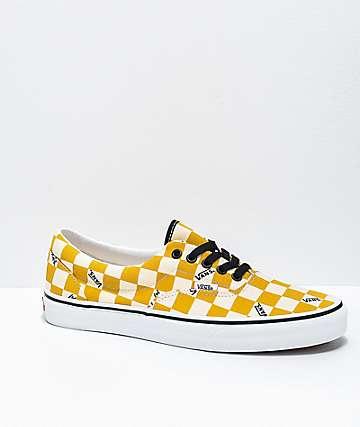 Yellow Vans Shoes | Zumiez