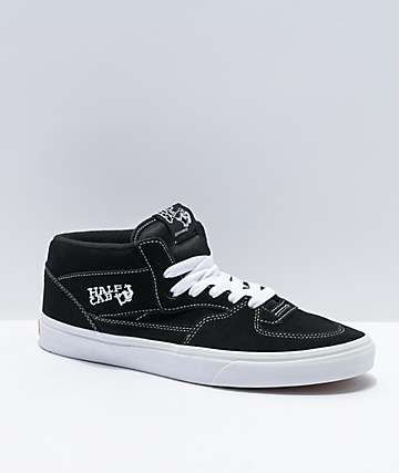 Vans Half Cab Skate Shoes   Zumiez