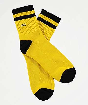 Vans Half Sulpher calcetines dorados