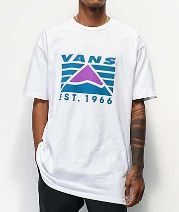 Vans Hi Point White T-Shirt