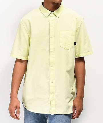 Vans Houser Sunny camisa lima de manga corta