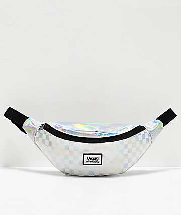 Vans Iridescent Checkerboard Fanny Pack