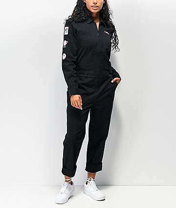 Vans Lady Vans Black Coverall