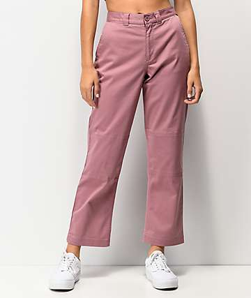 Vans Lizzie Authentic Pro Nostalgia Rose Pants