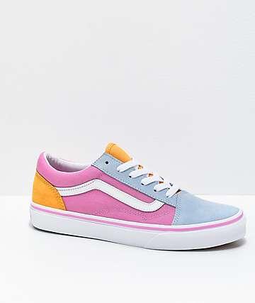 Multi Vans Shoes Zumiez  Zumiez
