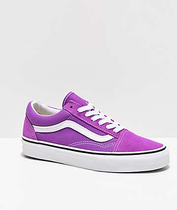 Vans Old Skool Dewberry Skate Shoes