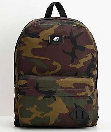 Vans Old Skool III Classic Camo Backpack