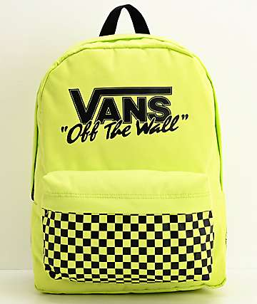 Vans Old Skool III Sharp Green Backpack