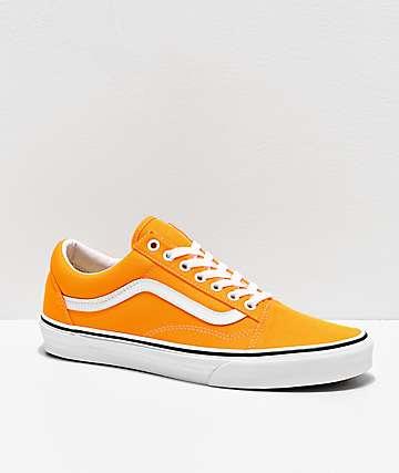 Orange Vans Shoes & Clothing | Zumiez