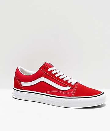 size 4 vans shoes