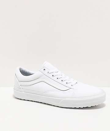Vans Old Skool UC M4M White Shoes