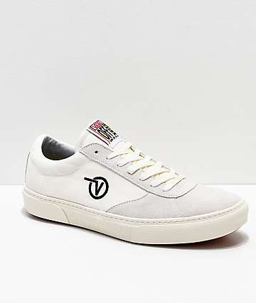 Vans Paradoxxx Marshmallow White Shoes