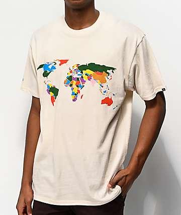 Vans Save Our Planet Natural T-Shirt
