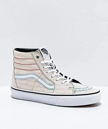 High Top Vans Shoes | Zumiez