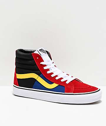 Hi top Sneaker | OTW Rally Sk8 Mid Schuhe (OTW Rally) BlackTrue White Vans Herren
