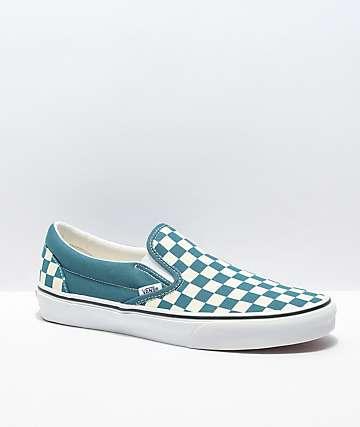 Blue Vans Shoes | Zumiez