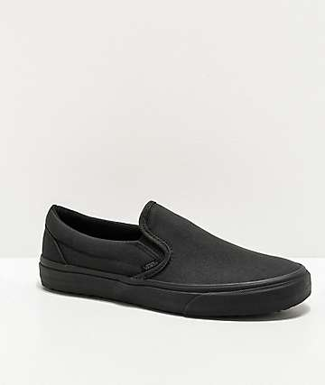 Vans Slip-On UC M4M Black Mono Shoes