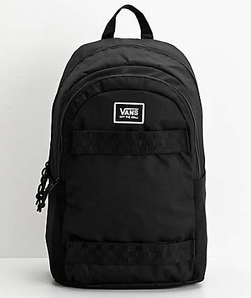 Vans Strand Skate Black Backpack