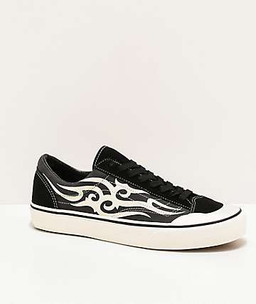 Vans Style 36 SF Tribal Black & White Skate Shoes
