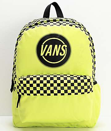 Vans Taper Off Realm Sharp Green Backpack