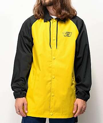 Vans Torrey MTE Sulphur & Black Windbreaker Jacket