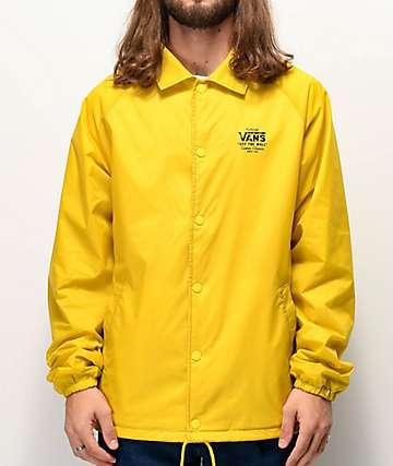 Vans Torrey Sulphur Coaches Jacket